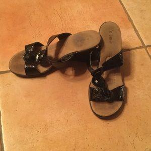 Nicole cute wedge sandals